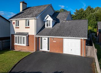 Thumbnail 4 bed detached house for sale in Gorse Farm Estate, Llandrindod Wells