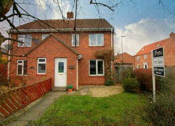 Thumbnail 3 bed semi-detached house for sale in Water Lane, Hemingbrough, Selby