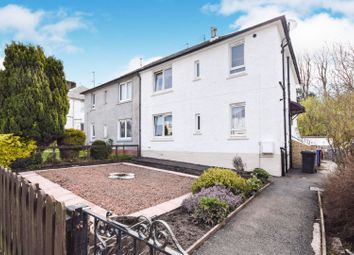 Thumbnail 2 bedroom flat for sale in Clyde Avenue, Glasgow