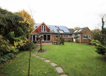 Thumbnail 5 bed detached house for sale in Jacks Lane, Takeley, Bishop's Stortford