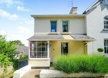 3 bed end terrace house for sale in Newton Abbot, Devon, England TQ12