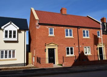 Thumbnail 3 bed semi-detached house to rent in Loscombe Meadow, North Curry, Taunton, Somerset