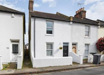 Thumbnail 2 bed end terrace house for sale in Tudor Road, Canterbury