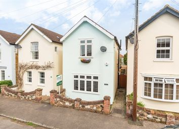 Thumbnail 3 bed detached house for sale in Green Lane Avenue, Hersham Village, Surrey