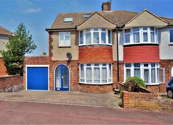 Thumbnail 4 bed semi-detached house to rent in Allington Drive, Rochester
