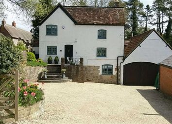 Thumbnail 5 bed detached house for sale in Bath Road, Beckhampton, Marlborough, Wiltshire