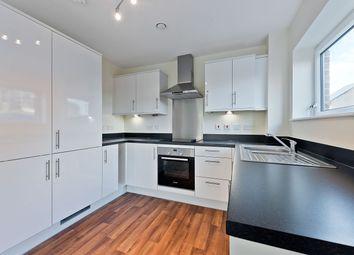 Thumbnail 2 bedroom flat for sale in Harvard Way, Oakgrove, Milton Keynes