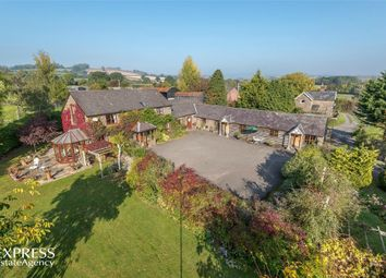 Thumbnail 5 bed detached house for sale in Long Lane, Craven Arms, Shropshire