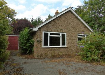 Thumbnail 3 bed detached bungalow for sale in Woodlands Road, Mere, Warminster