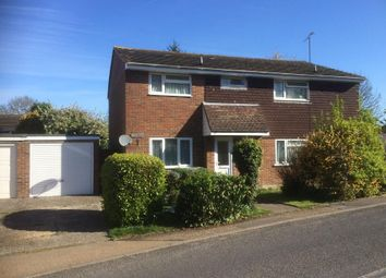 Thumbnail 3 bed semi-detached house for sale in Jarvis Lane, Steyning, West Sussex