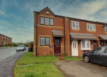 Thumbnail 2 bed town house for sale in The Hedgerows, Nuneaton