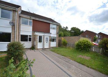 Thumbnail 2 bed terraced house to rent in Sudbury Way, Cramlington, Northumberland