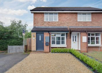 Thumbnail 2 bed semi-detached house for sale in Hadland Road, Abingdon