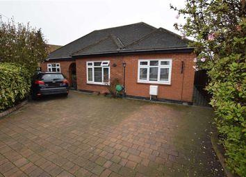 Thumbnail 4 bedroom detached bungalow for sale in Laburnum Drive, Old Corringham, Essex