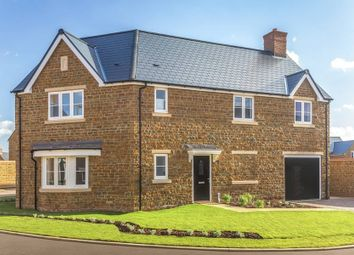 "Thumbnail 4 bed property for sale in ""The Milton"" at Oxford Road, Bodicote, Banbury"
