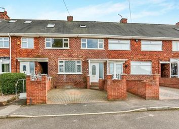 Thumbnail 4 bed terraced house for sale in Renway Road, Rotherham, South Yorkshire