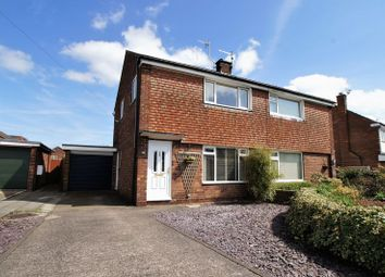 Thumbnail 3 bed property for sale in Sandiford Road, Holmes Chapel, Crewe