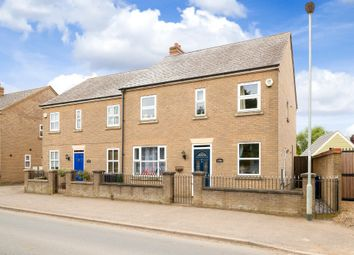Thumbnail 4 bed semi-detached house for sale in High Street, Earith, Huntingdon