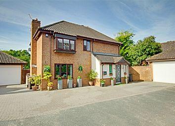 Thumbnail 4 bed detached house for sale in Dove Close, Bishop's Stortford, Hertfordshire