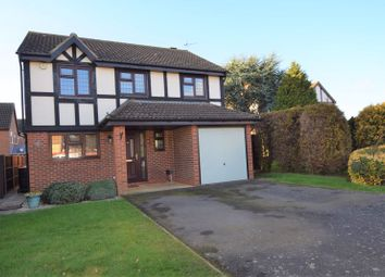 4 bed detached house for sale in Rose Walk, Toddington, Dunstable LU5