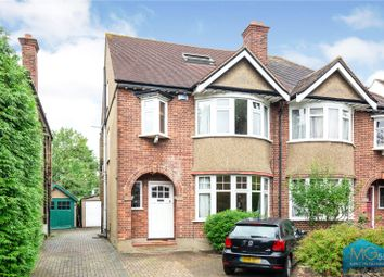 Thumbnail 4 bed semi-detached house for sale in Hadley Ridge, High Barnet, Hertfordshire