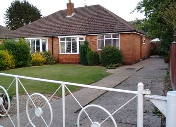 Thumbnail 2 bed semi-detached bungalow for sale in Halton Way, Grimsby, Grimsby