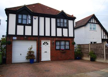 Thumbnail 4 bed detached house for sale in Kings Gardens, Upminster