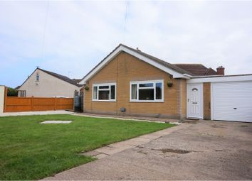 Thumbnail 2 bed detached bungalow for sale in Alford Road, Mablethorpe