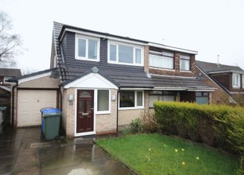 Thumbnail 3 bed semi-detached house for sale in Brooks End, Norden, Rochdale