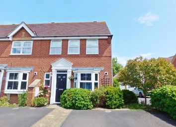Thumbnail 3 bedroom end terrace house for sale in William Close, Stubbington, Fareham