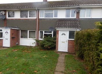 Thumbnail 3 bed terraced house to rent in Butely Road, Luton