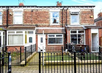 Thumbnail 2 bed terraced house to rent in Cardigan Avenue, De La Pole Avenue, Hull