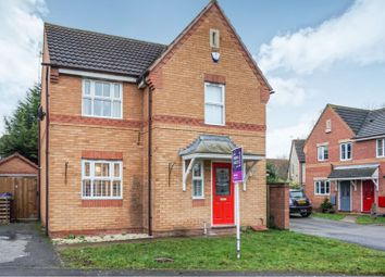 Thumbnail 3 bed detached house for sale in Horton View, Doncaster