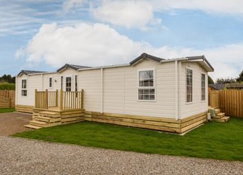 Thumbnail 2 bedroom lodge for sale in Sunrise Holiday Lodge, The Vale Of York, Strensall, York