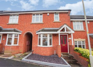 2 bed terraced house for sale in Redstone Way, Lower Gornal, Dudley DY3