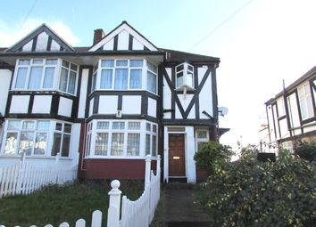 Thumbnail 2 bedroom maisonette to rent in Kenmere Gardens, Wembley, Middlesex