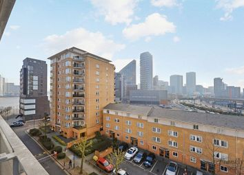 Thumbnail 2 bed flat for sale in Explorers Court, Canary Wharf