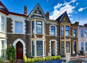 Thumbnail 3 bed property for sale in Llanfair Road, Pontcanna, Cardiff