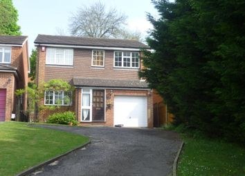 Thumbnail 4 bed detached house to rent in Sunningvale Avenue, Biggin Hill, Westerham