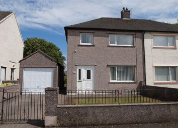 Thumbnail 3 bed semi-detached house for sale in Buckle Avenue, Cleator Moor, Cumbria