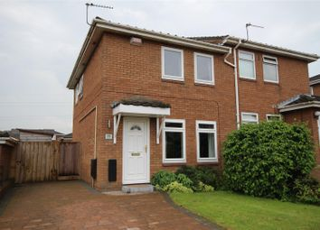 Thumbnail 2 bed semi-detached house for sale in Nailsworth Close, The Cotswolds, Boldon Colliery
