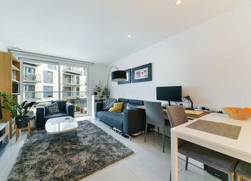 Thumbnail 1 bed flat for sale in Waterhouse Apartments, Saffron Square, Croydon
