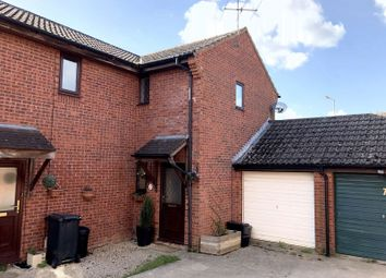 Thumbnail 3 bed semi-detached house for sale in Hampshire Close, Shaw, Swindon