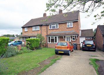 Thumbnail 3 bed semi-detached house for sale in Cypress Road, Guildford