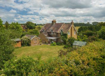 Thumbnail 6 bed detached house for sale in Luddenham, Faversham, Kent