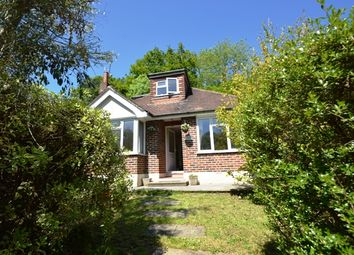 Thumbnail 3 bed detached bungalow to rent in Portsmouth Road, Godalming