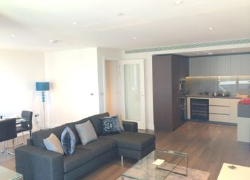 Thumbnail 2 bed flat for sale in Nine Elms Road, London