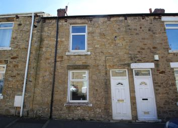 Thumbnail 2 bed terraced house for sale in Edward Terrace, New Kyo, Stanley