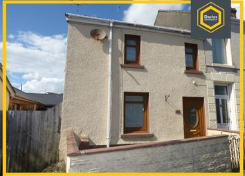 Thumbnail 2 bedroom end terrace house for sale in 55 Wern Road, Llanelli