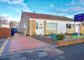 Thumbnail 2 bed semi-detached bungalow for sale in Cherwell, Tamworth